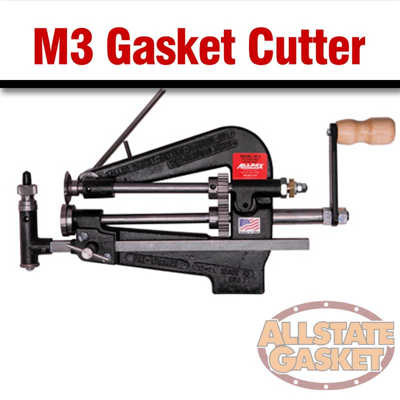 M3 Rotary Style Gasket Cutter