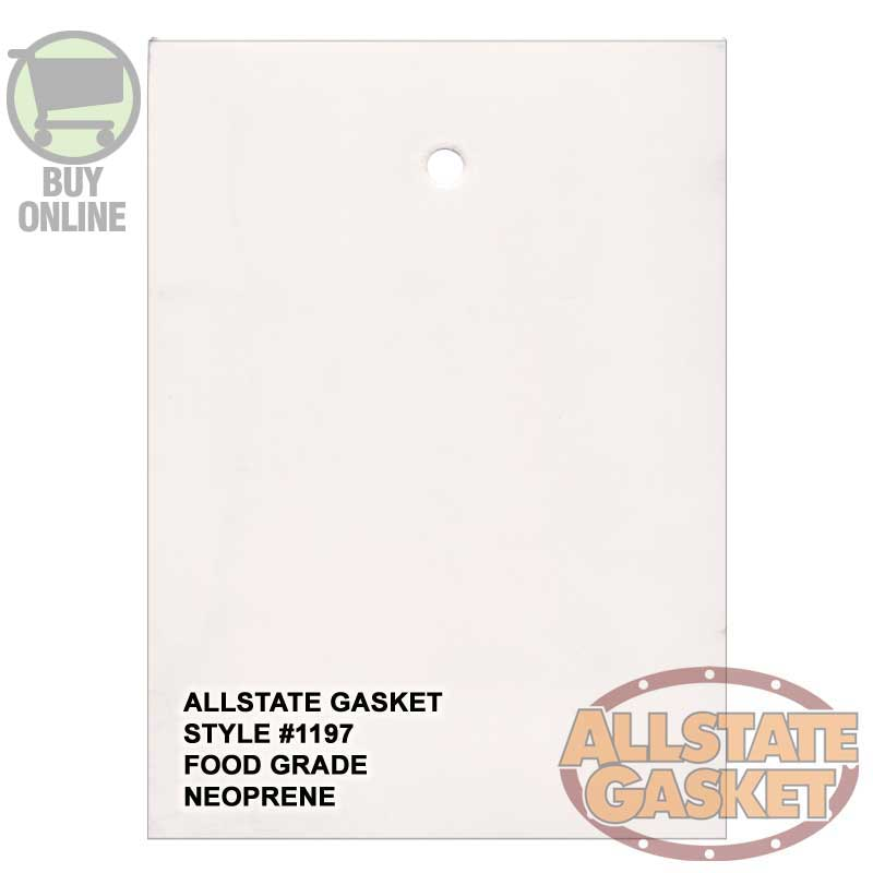 Food Grade Neoprene / FDA Compliant Material Rubber Rolls and Sheet