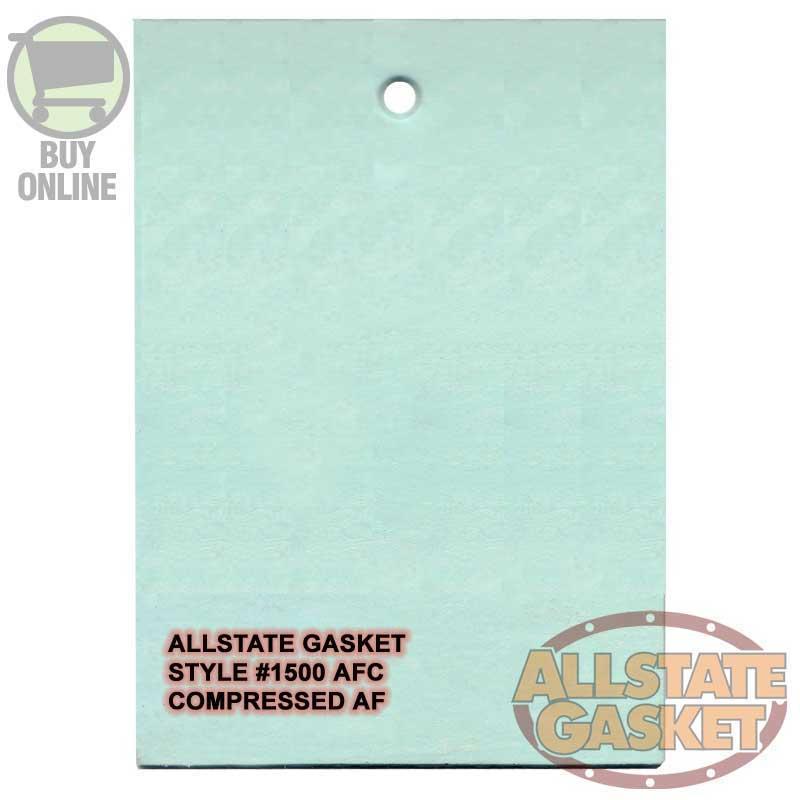 Compressed Asbestos Free Sheet Teadit Style NA 1001