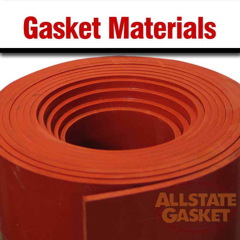 Gasket materials by the foot or buy the roll!