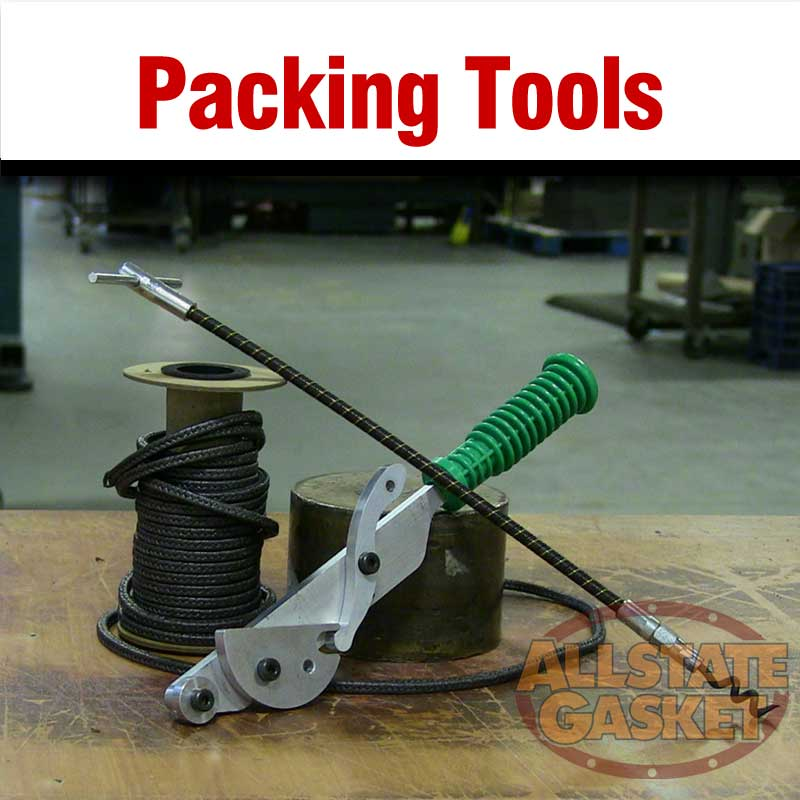 Packing Pullers, Tampers and Cutters for Pump Packings!