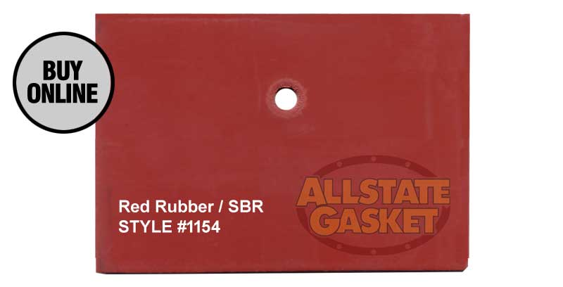 Red Rubber Sheet