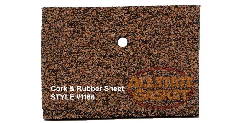 Cork and Rubber Sheet