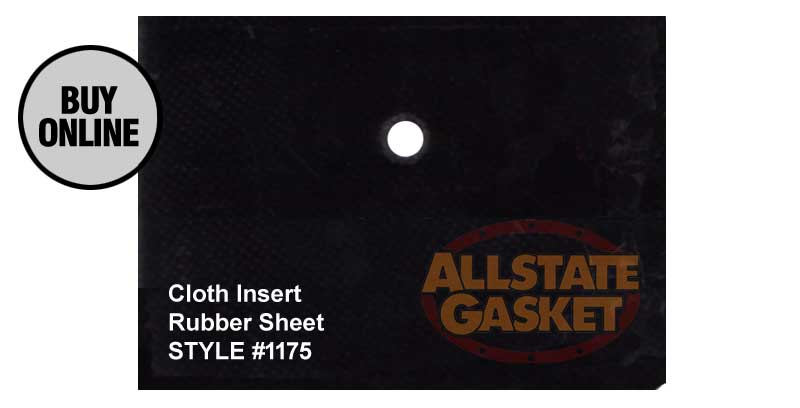 Cloth Inserted Rubber